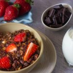 Cocoa and Hazelnuts Granola