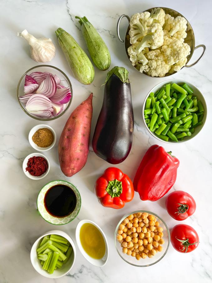 תבשיל ירקות חלומי